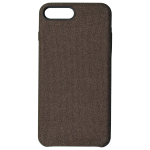 Coque Canvas Marron pour Apple iPhone 7/8 Plus