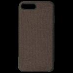 Coque Canvas Marron pour Apple iPhone 7/8 Plus