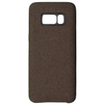 Coque Canvas Marron pour Samsung S8
