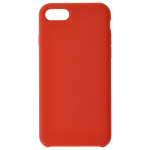 Coque Silicone Liquide Rouge pour Apple iPhone 7/8