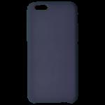 Coque Silicone Liquide Bleu pour Apple iPhone 6/6S