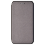 Etui Folio 360 Magnet Gris pour Huawei P8 Lite 2017