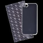 Coque Trendy Lite pour Apple iPhone 7/8 Noir