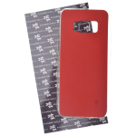 Coque Trendy Lite pour Samsung S8 Rouge
