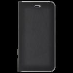 Etui Folio Cuir Infinity pour Apple iPhone 7/8 Noir