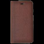 Etui Folio Cuir Infinity pour Apple iPhone 7/8 Plus Marron