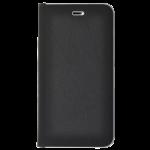Etui Folio Cuir Infinity pour Apple iPhone 7/8 Plus Noir
