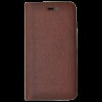 Etui Folio Cuir Infinity pour Apple iPhone X Marron