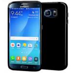 Coque TPU Glossy Noir pour Samsung S7