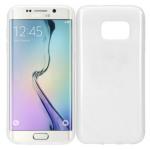 Coque TPU Glossy Blanc pour Samsung S7 Edge