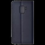Etui Folio Magnet Noir pour Samsung A8 2018