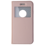 Etui Folio Fenêtre Rose pour Apple IPhone 4/4S