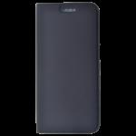 Etui Folio Premium Noir pour Huawei Y6 2017