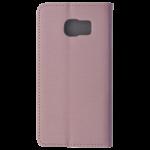 Etui Folio Magnet Rose pour Samsung S6 Edge