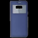 Etui Folio Fenêtre Bleu pour Samsung S8 Plus