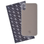 Coque Trendy Lite pour Apple iPhone X Or