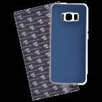 Coque Trendy Lite pour Samsung S8 Plus Bleu