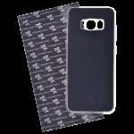 Coque Trendy Lite pour Samsung S8 Plus Noir
