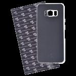 Coque Trendy Lite pour Samsung S8 Plus Gris
