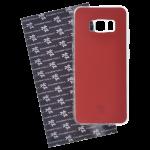 Coque Trendy Lite pour Samsung S8 Plus Rouge