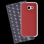 Coque Trendy Lite pour Samsung A3 2017 Rouge