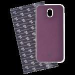 Coque Trendy Lite pour Samsung J3 2017 Violet