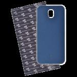 Coque Trendy Lite pour Samsung J3 2017 Bleu