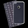 Coque Trendy Lite pour Huawei P8 Lite 2017 Noir