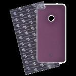 Coque Trendy Lite pour Huawei P8 Lite 2017 Violet