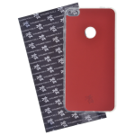 Coque Trendy Lite pour Huawei P8 Lite 2017 Rouge