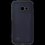 Coque Trendy Noir pour Samsung A3 2017