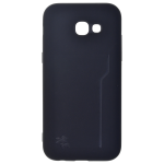 Coque Trendy Noir pour Samsung A5 2017