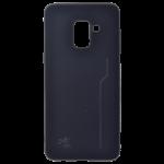 Coque Trendy Noir pour Samsung A8 2018