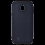 Coque Trendy Noir pour Samsung J3 2017