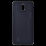 Coque Trendy Noir pour Samsung J5 2017