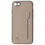 Coque Trendy Or pour Apple iPhone 7/8