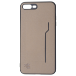 Coque Trendy Or pour Apple iPhone 7/8 Plus