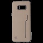 Coque Trendy Or pour Samsung S8 Plus