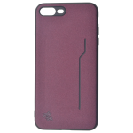 Coque Trendy Violet pour Apple iPhone 7/8 Plus