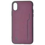 Coque Trendy Violet pour Apple iPhone X