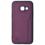 Coque Trendy Violet pour Samsung A3 2017