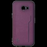 Coque Trendy Violet pour Samsung A5 2017