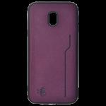 Coque Trendy Violet pour Samsung J3 2017
