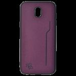 Coque Trendy Violet pour Samsung J5 2017