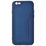 Coque Trendy Bleu pour Apple iPhone 6/6S