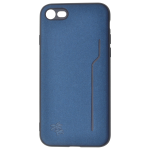 Coque Trendy Bleu pour Apple iPhone 7/8