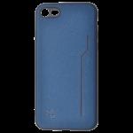 Coque Trendy Bleu pour Apple iPhone 7/8