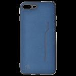Coque Trendy Bleu pour Apple iPhone 7/8 Plus
