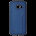 Coque Trendy Bleu pour Samsung A3 2017