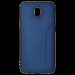 Coque Trendy Bleu pour Samsung J5 2017